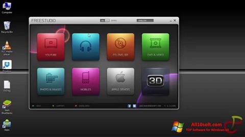 Ảnh chụp màn hình Free Studio cho Windows 10